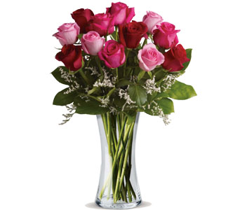 This range come presented in a vase or a box ready for Leicester delivery